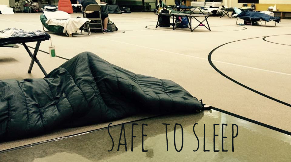 safe to sleep -header
